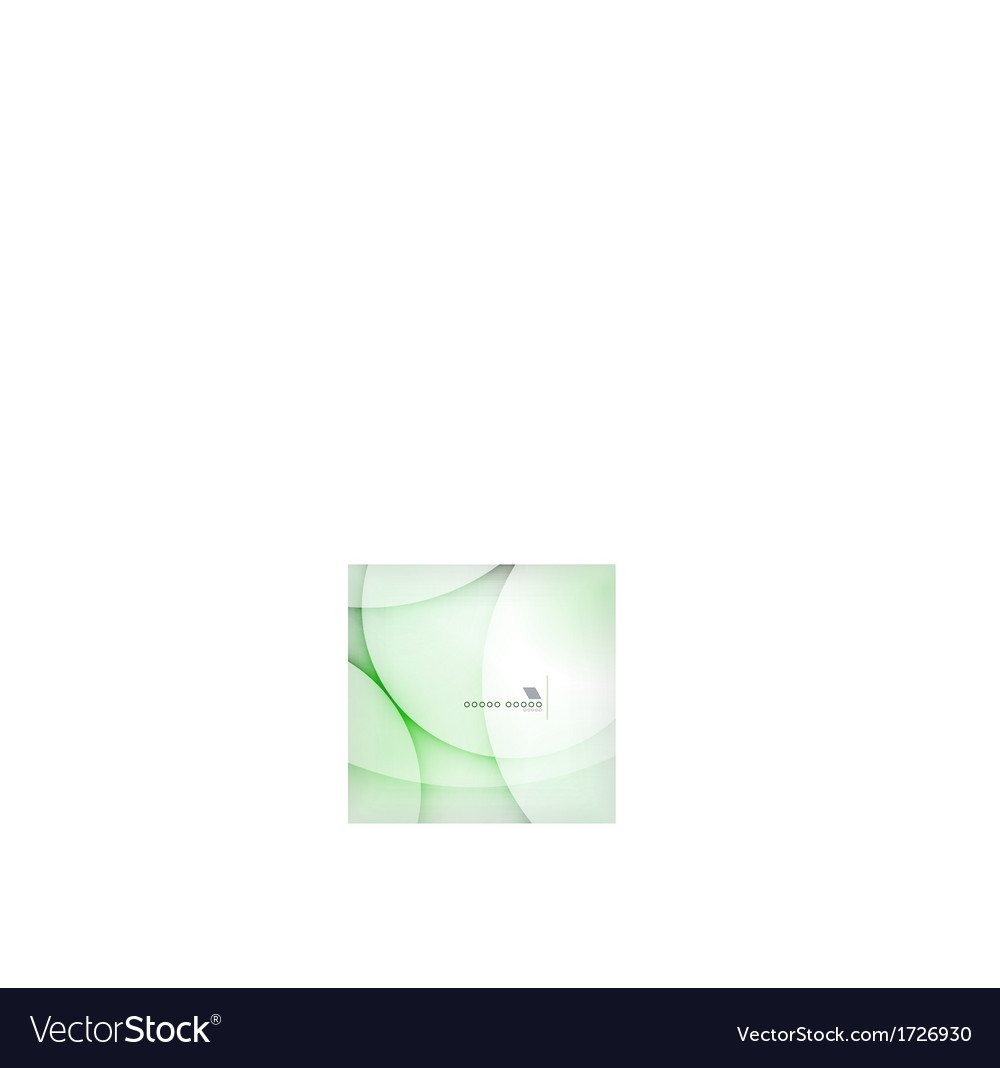 Green blur abstract background vector | Price: 1 Credit (USD $1)