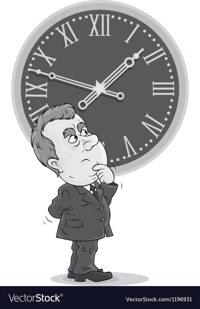 Daylight saving time vector | Price: 3 Credit (USD $3)