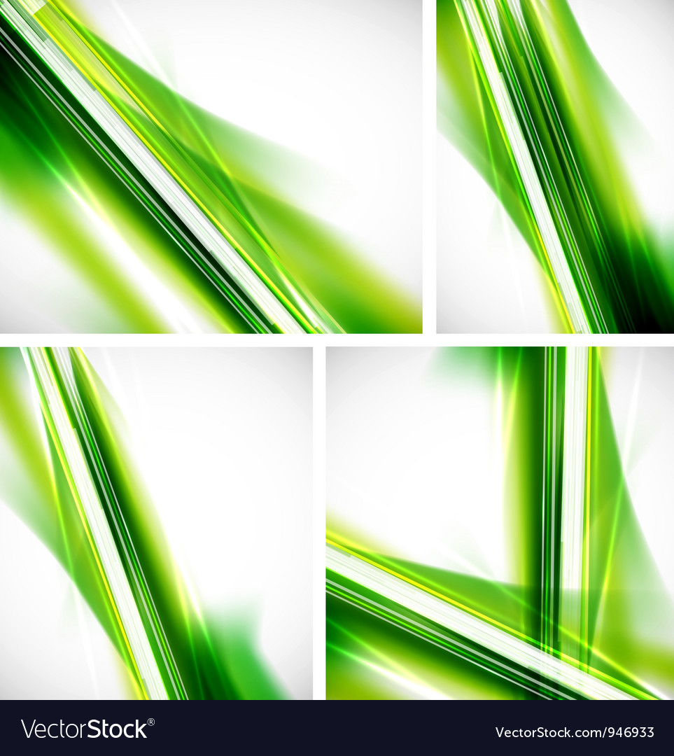 Green lines background vector | Price: 1 Credit (USD $1)