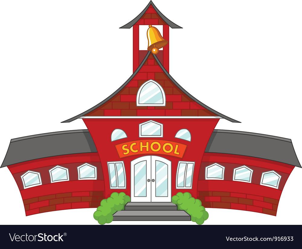 School vector | Price: 1 Credit (USD $1)