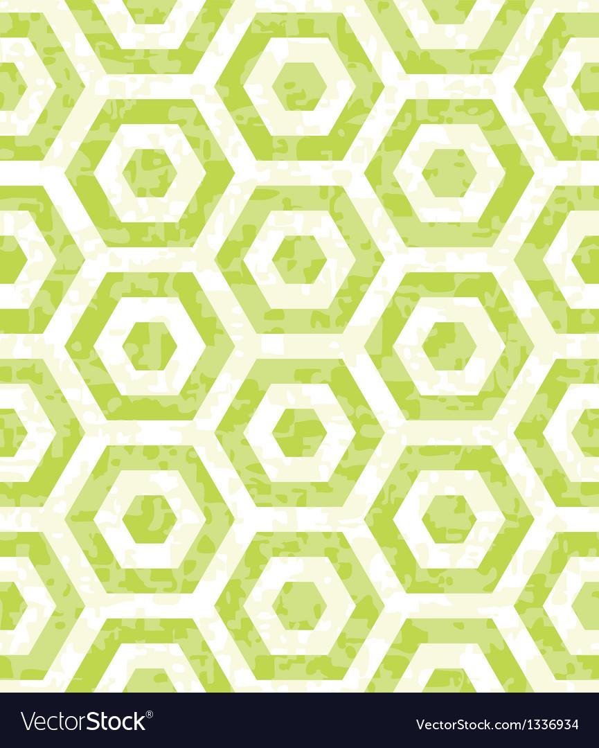Retro modern hexagon lattice vector | Price: 1 Credit (USD $1)