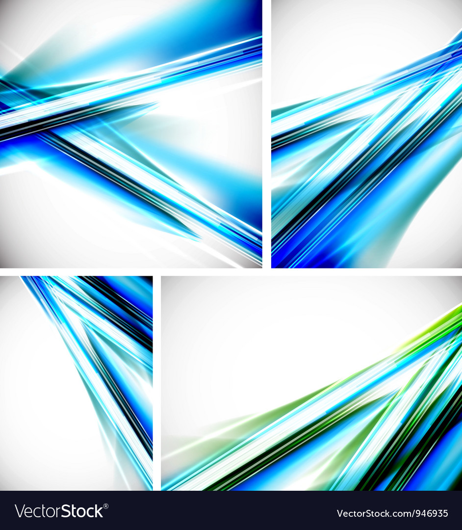 Blue line backgrounds vector | Price: 1 Credit (USD $1)