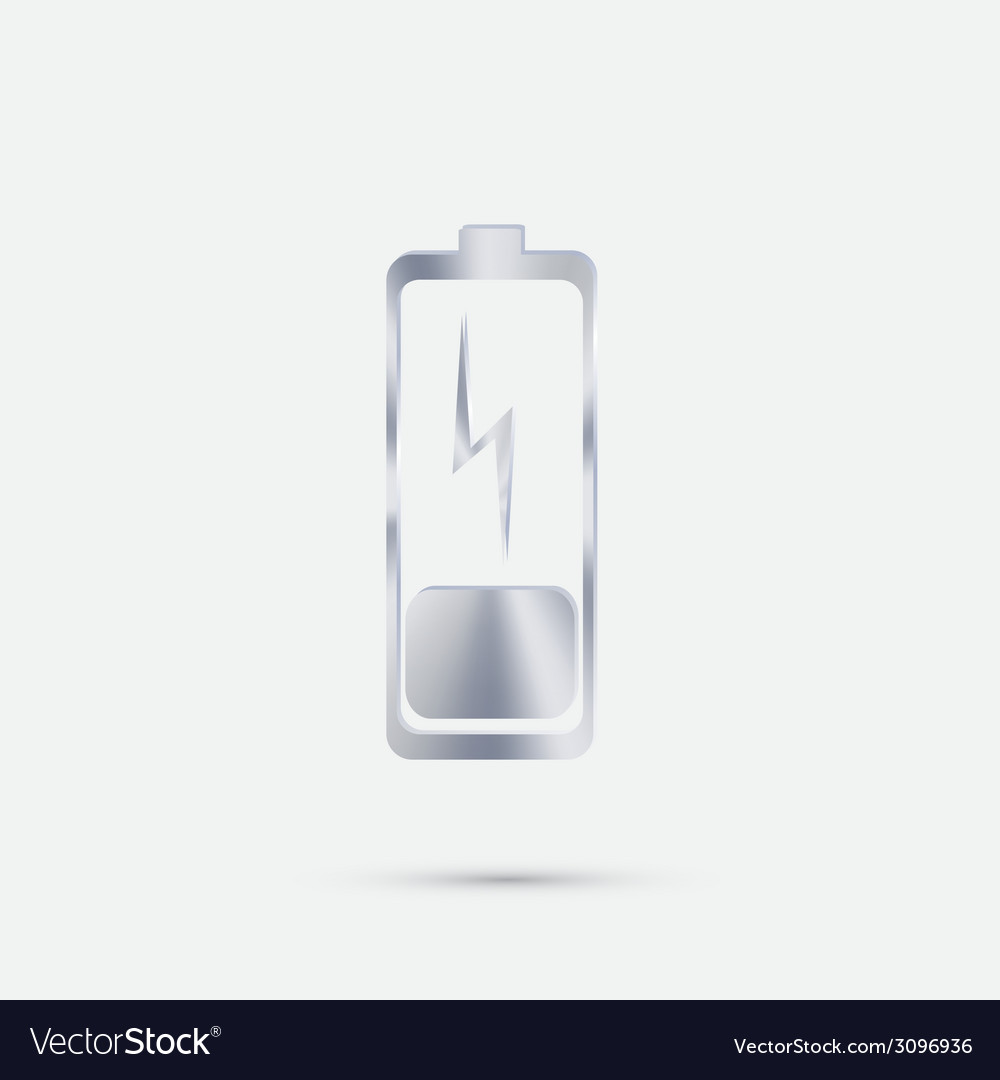 Discharged battery vector | Price: 1 Credit (USD $1)