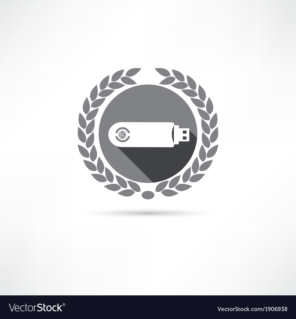 Modem icon vector | Price: 1 Credit (USD $1)