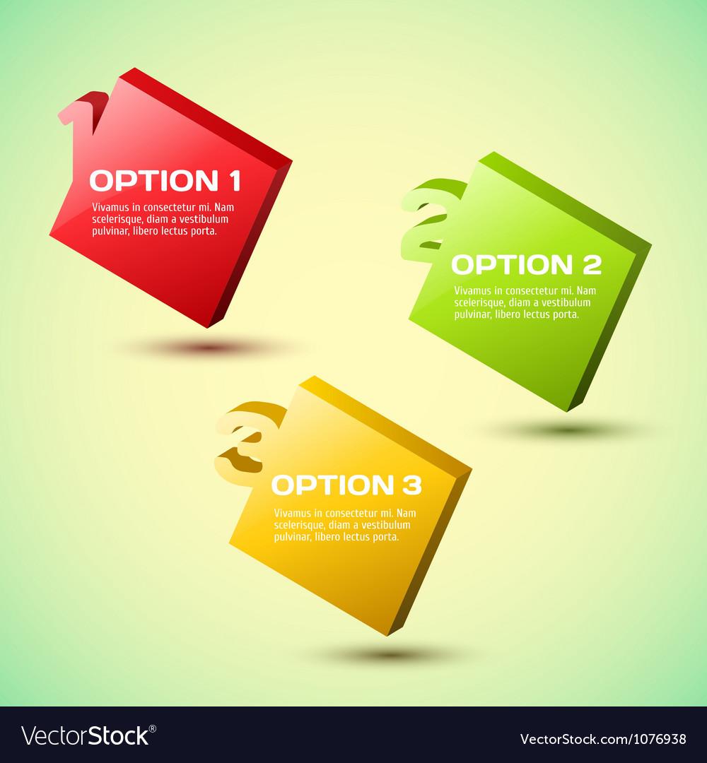 Progress background paper design vector | Price: 1 Credit (USD $1)