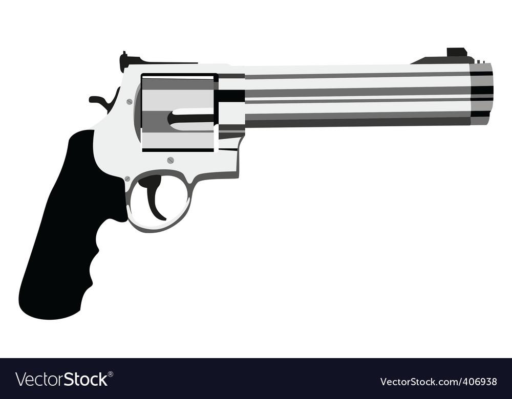 Revolver magnum vector | Price: 1 Credit (USD $1)