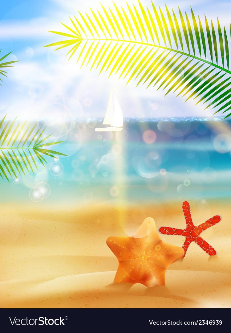 Creative graphic summer design vector | Price: 1 Credit (USD $1)