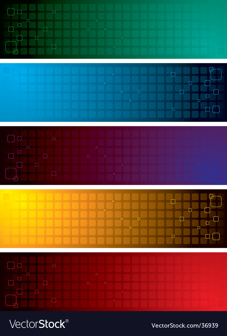 Grid band vector | Price: 1 Credit (USD $1)