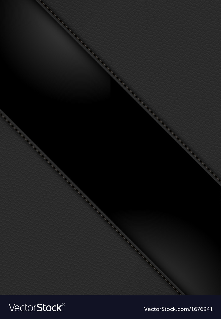 Black leather panels on black vector | Price: 1 Credit (USD $1)