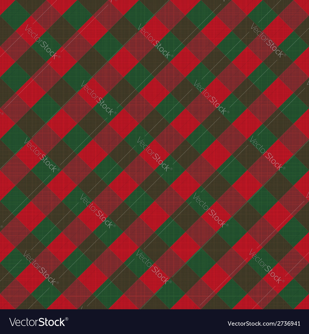 Seamless checked background vector   Price: 1 Credit (USD $1)