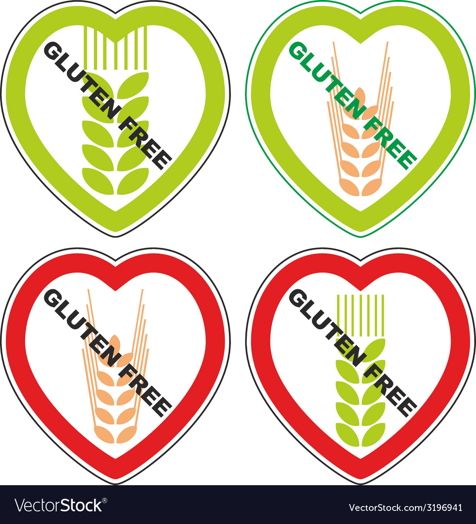 Symbol gluten free vector | Price: 1 Credit (USD $1)