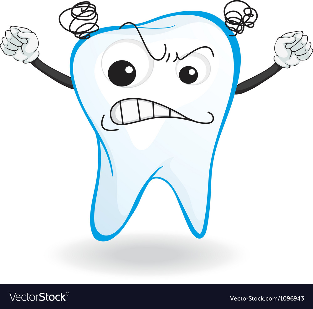 A tooth vector | Price: 1 Credit (USD $1)