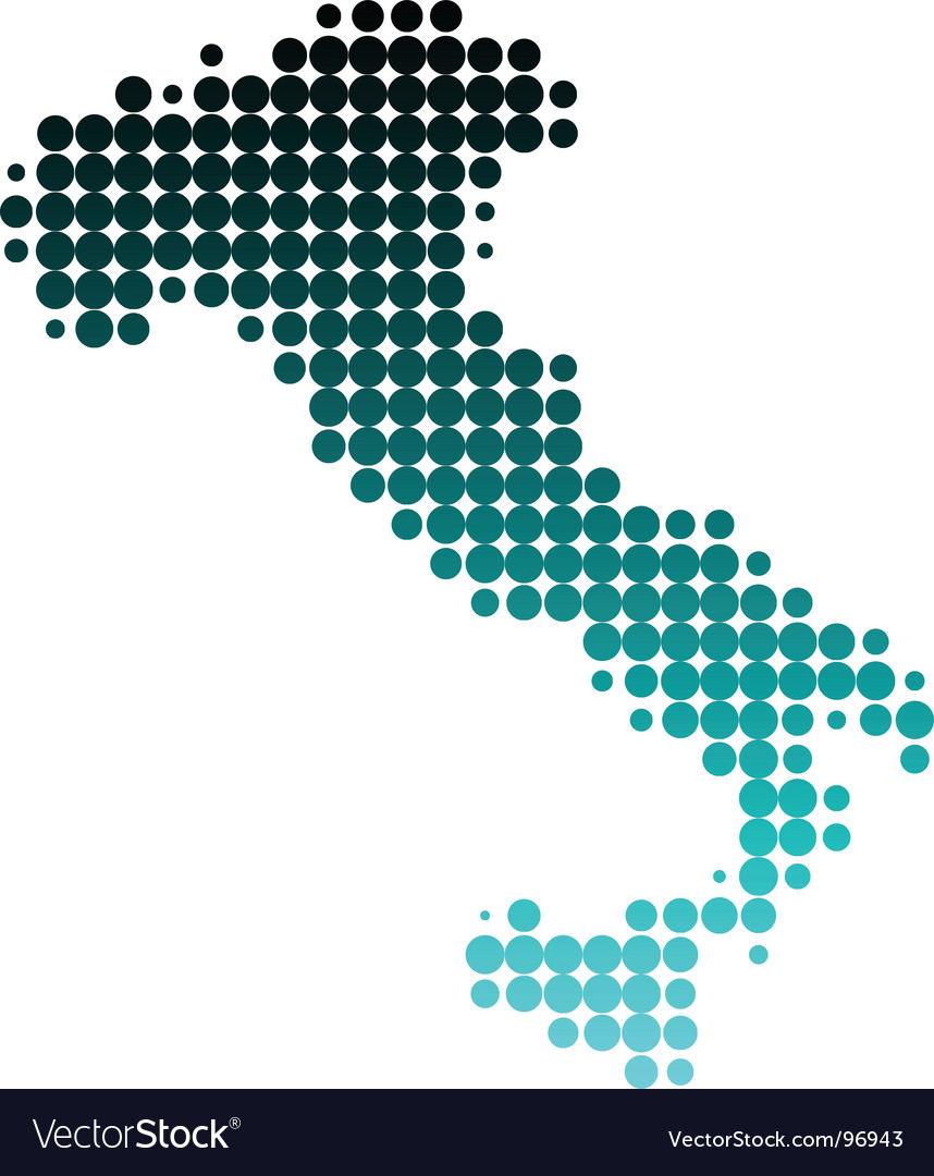 Map of italy vector   Price: 1 Credit (USD $1)