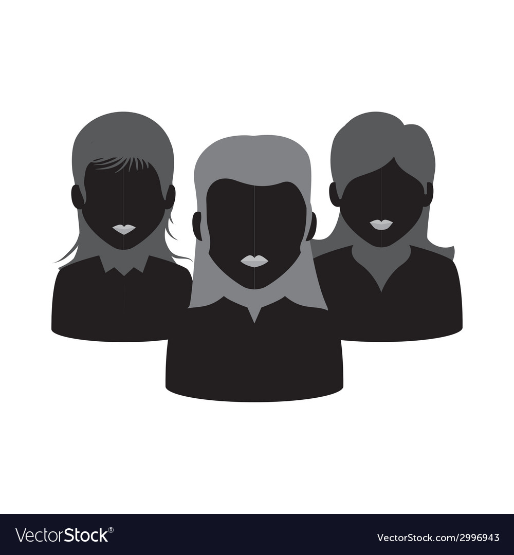 People vector | Price: 1 Credit (USD $1)