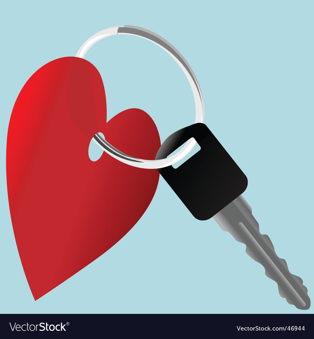 Heart icon and car vector | Price: 1 Credit (USD $1)