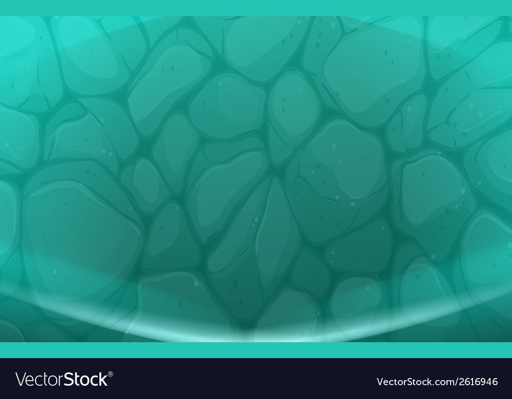 Abstract cracked background vector