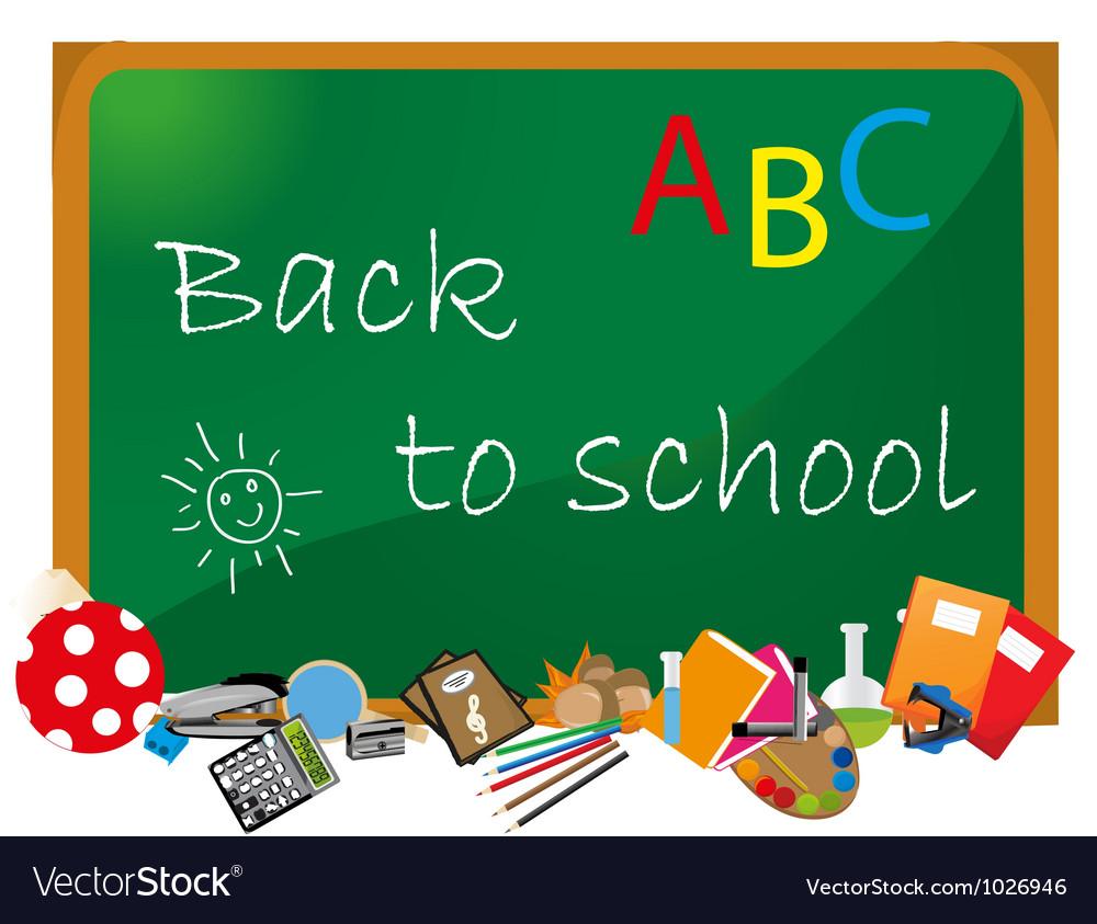 Blackboard classroom vector   Price: 1 Credit (USD $1)