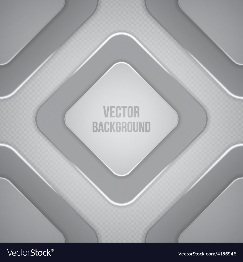 Geometric background paper squares vector | Price: 1 Credit (USD $1)