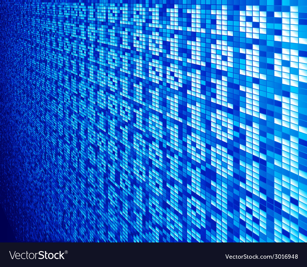 Binary code vector | Price: 1 Credit (USD $1)