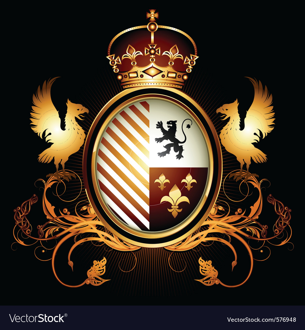 Coat of arms vector   Price: 1 Credit (USD $1)
