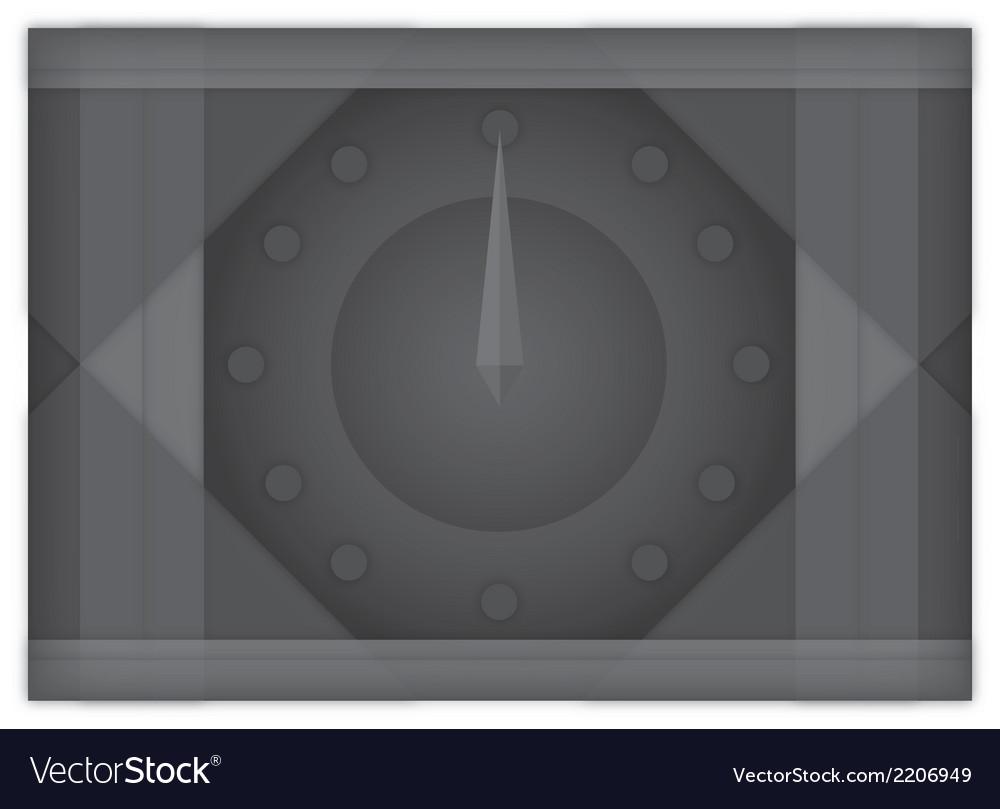 Vintage movie style background vector | Price: 1 Credit (USD $1)