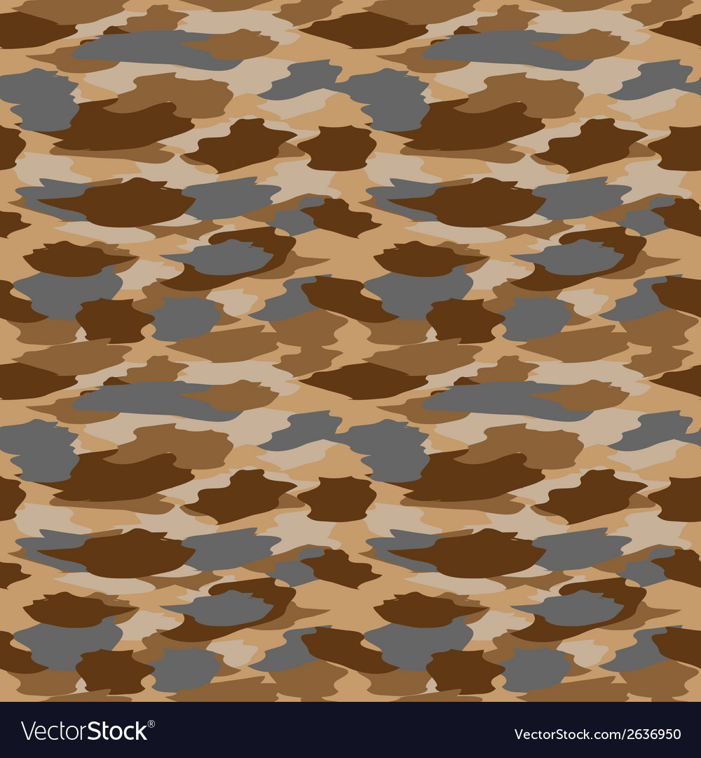 Desert camouflage vector | Price: 1 Credit (USD $1)