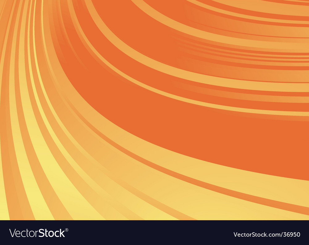 Orange rush vector | Price: 1 Credit (USD $1)