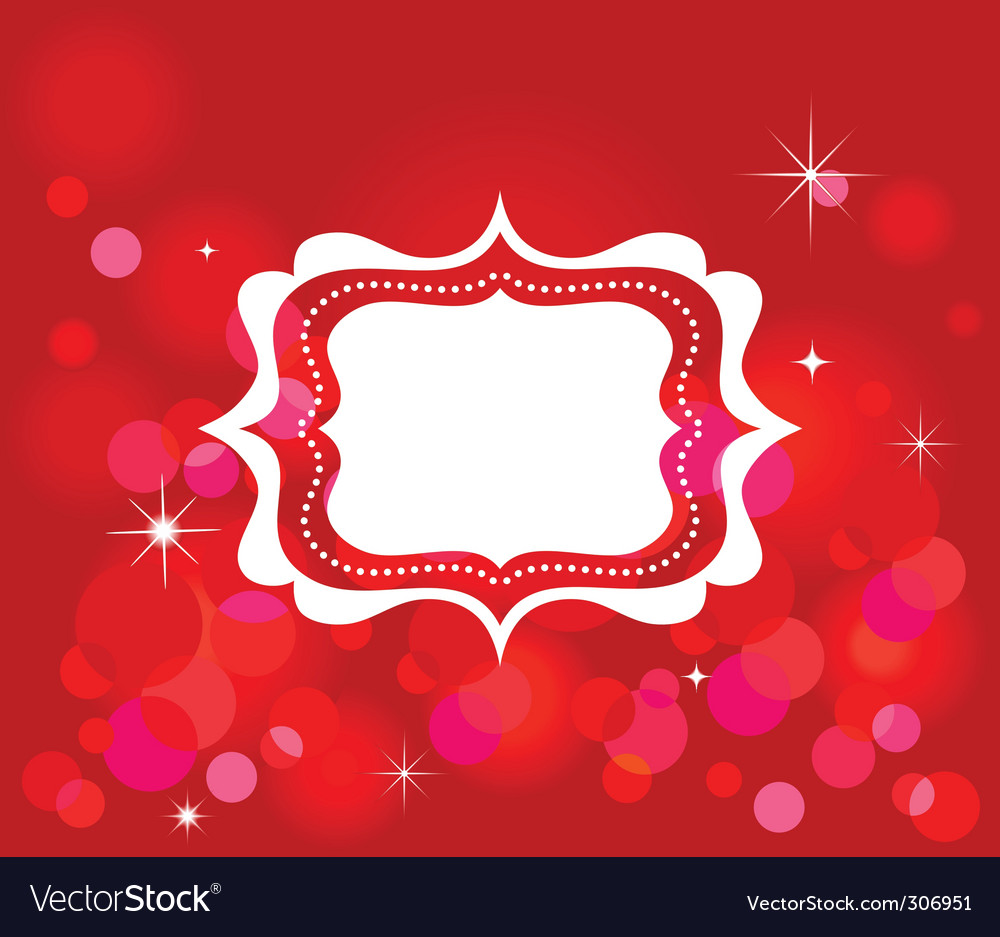 Celebration frame vector | Price: 1 Credit (USD $1)