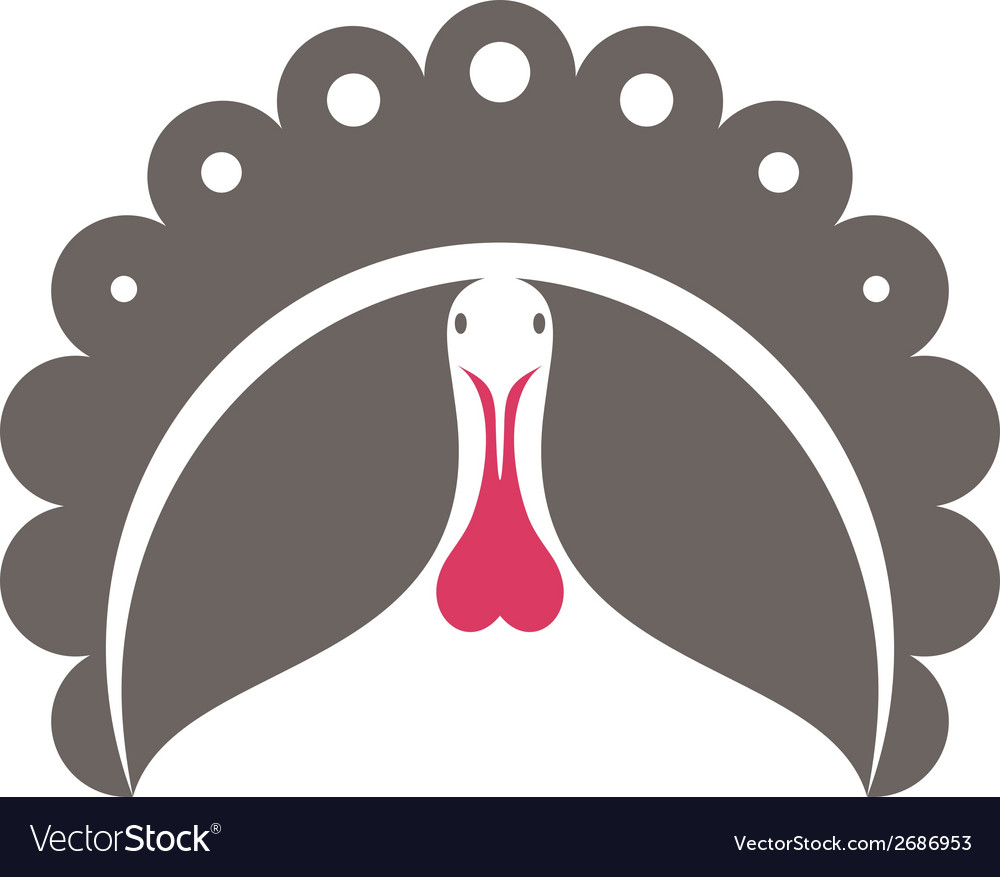 Turkey vector | Price: 1 Credit (USD $1)