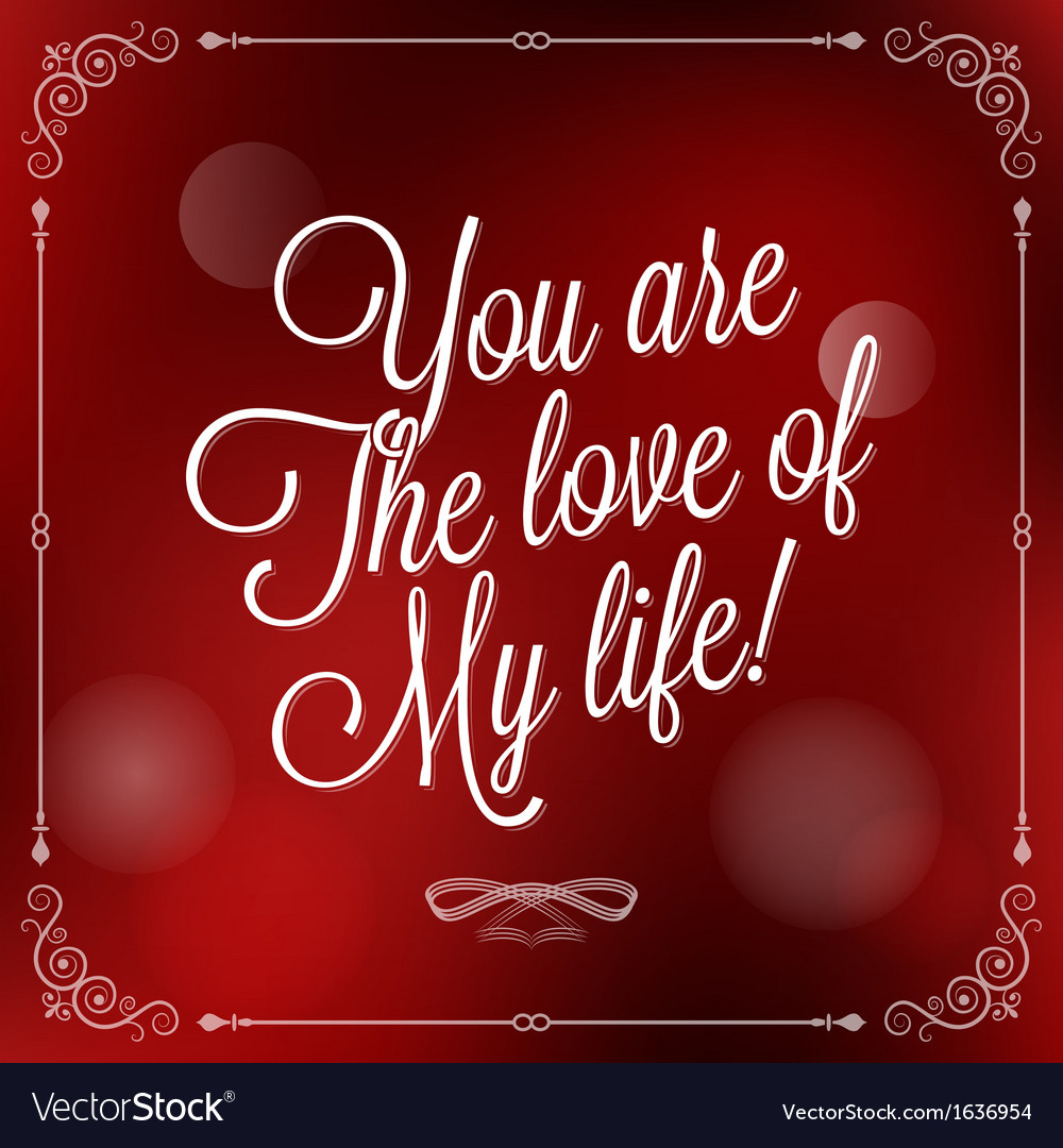 Holiday love valentine vector | Price: 1 Credit (USD $1)