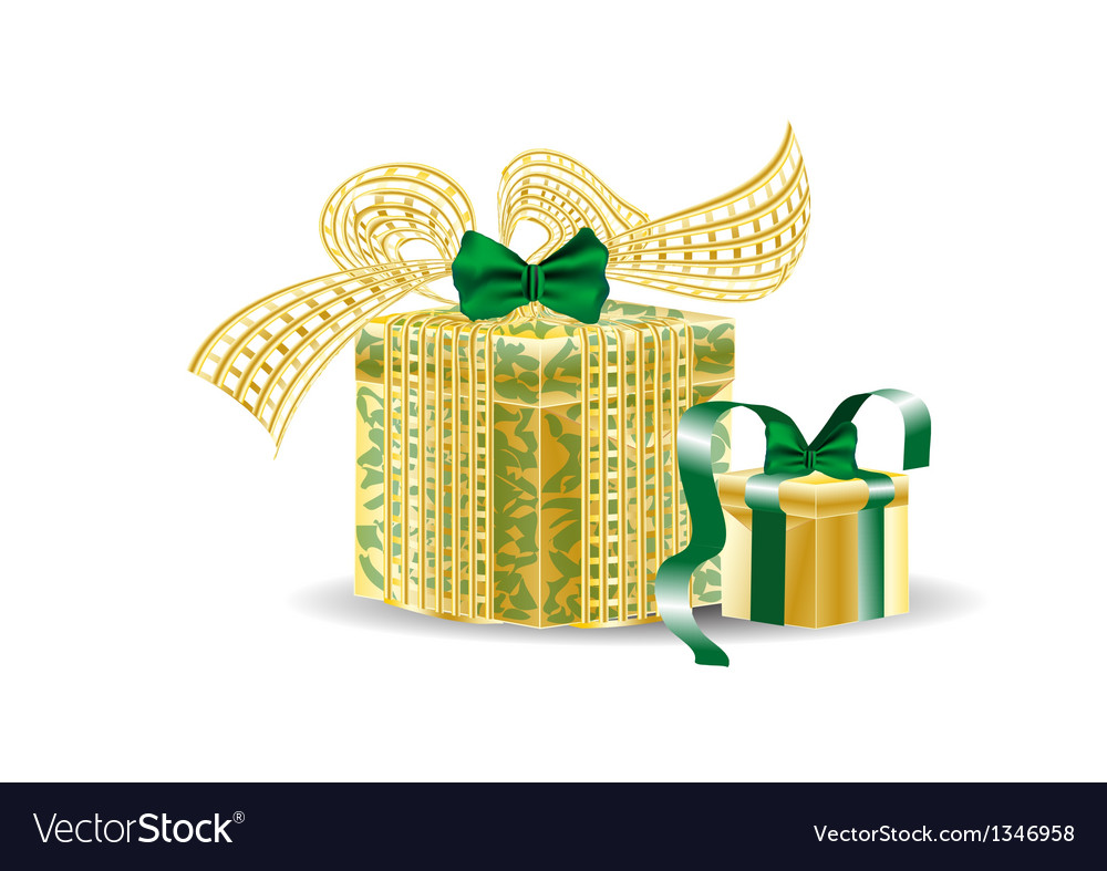 Birthday present vector | Price: 1 Credit (USD $1)