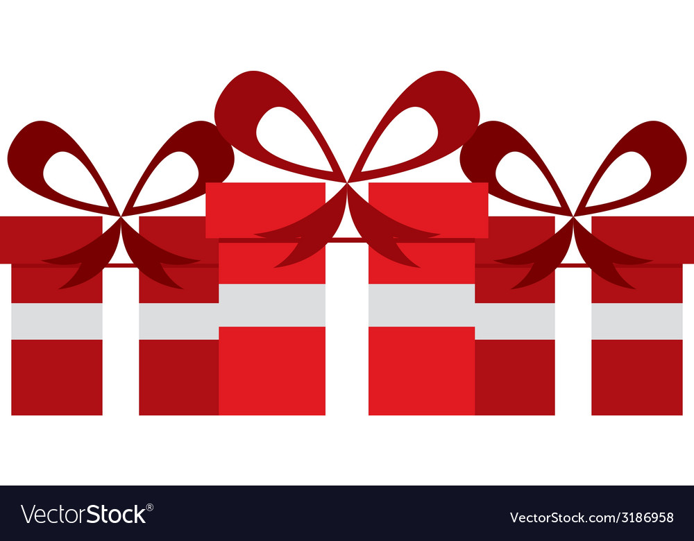 Gifts design vector | Price: 1 Credit (USD $1)