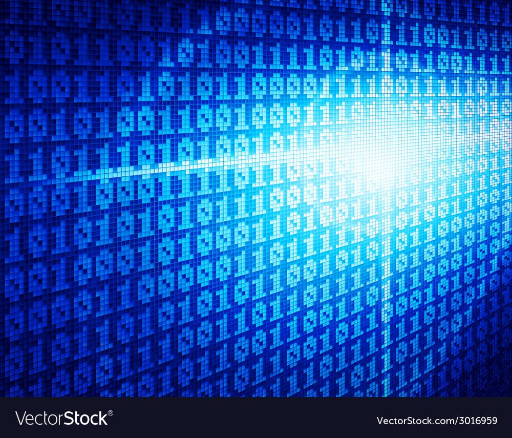 Binary code vector   Price: 1 Credit (USD $1)