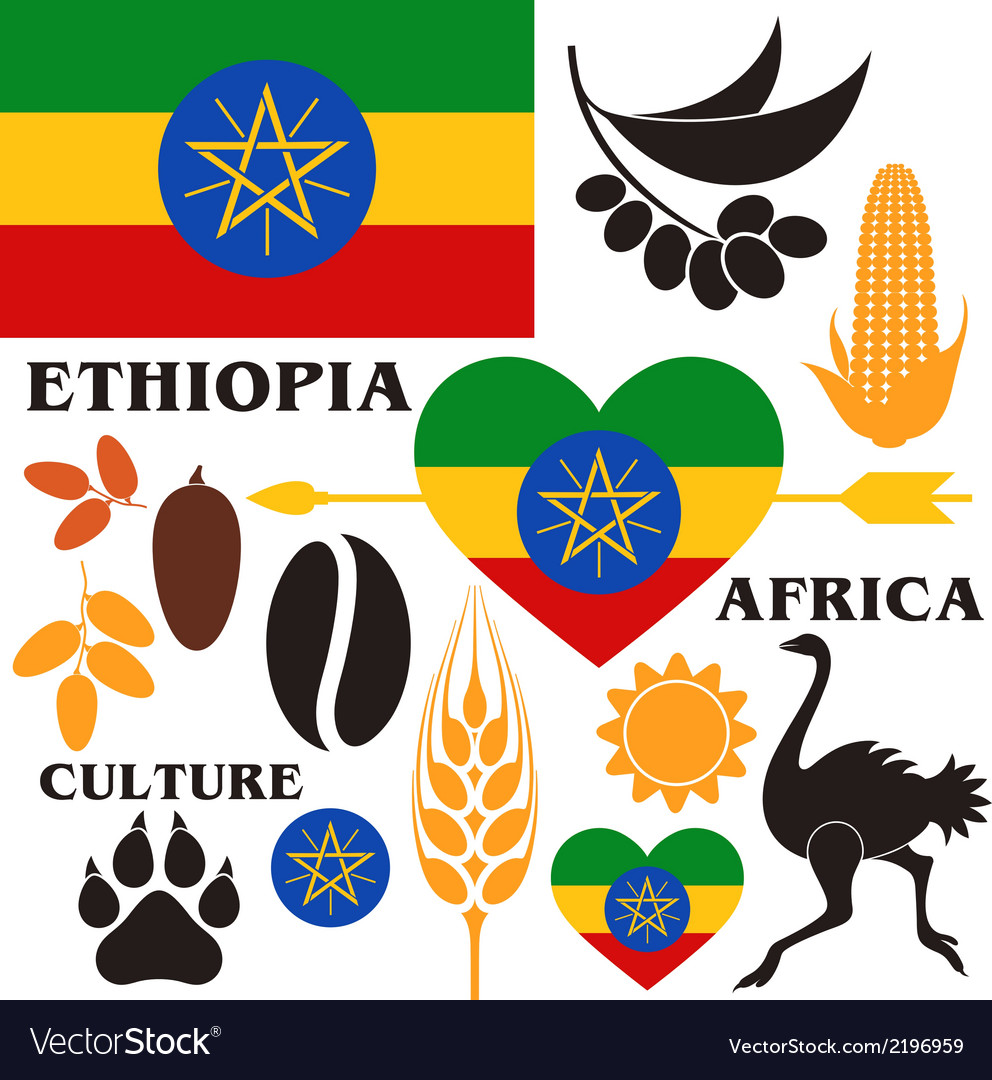 Ethiopia vector | Price: 1 Credit (USD $1)