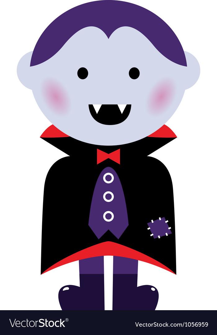 Vampire boy vector | Price: 1 Credit (USD $1)