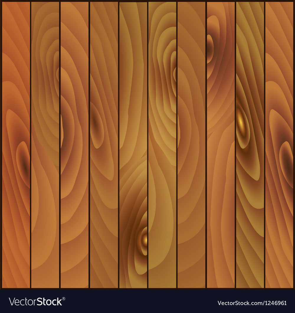 Brown wooden planks background vector | Price: 1 Credit (USD $1)