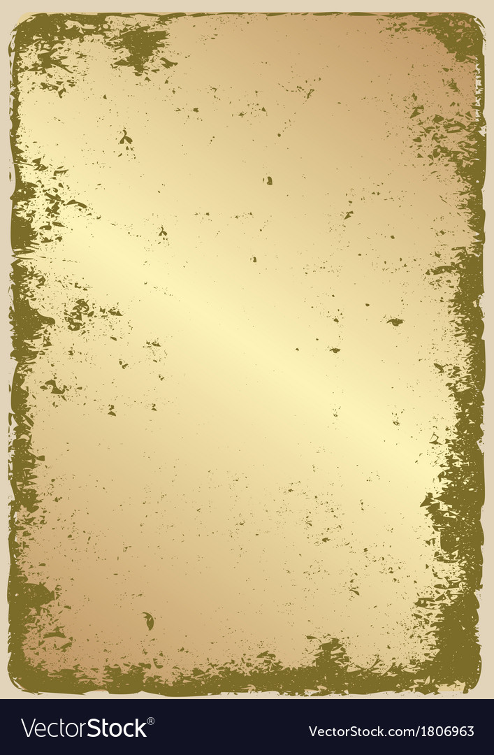 Grunge gold vector | Price: 1 Credit (USD $1)