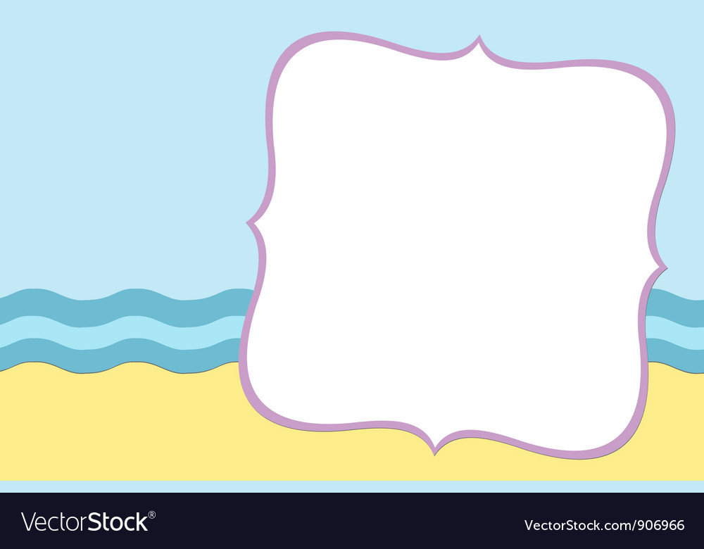 Blank background for greetings card vector | Price: 1 Credit (USD $1)