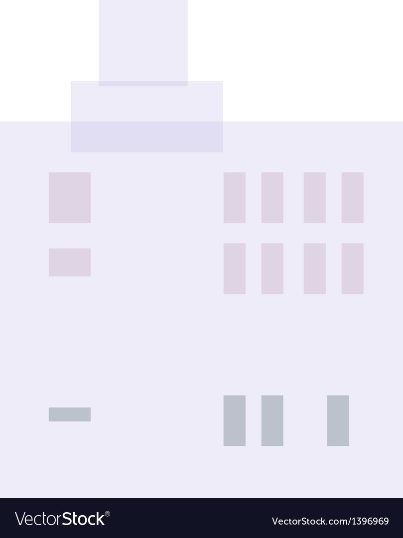 The building vector   Price: 1 Credit (USD $1)