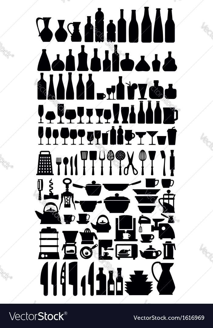 Kitchen tool vector | Price: 1 Credit (USD $1)