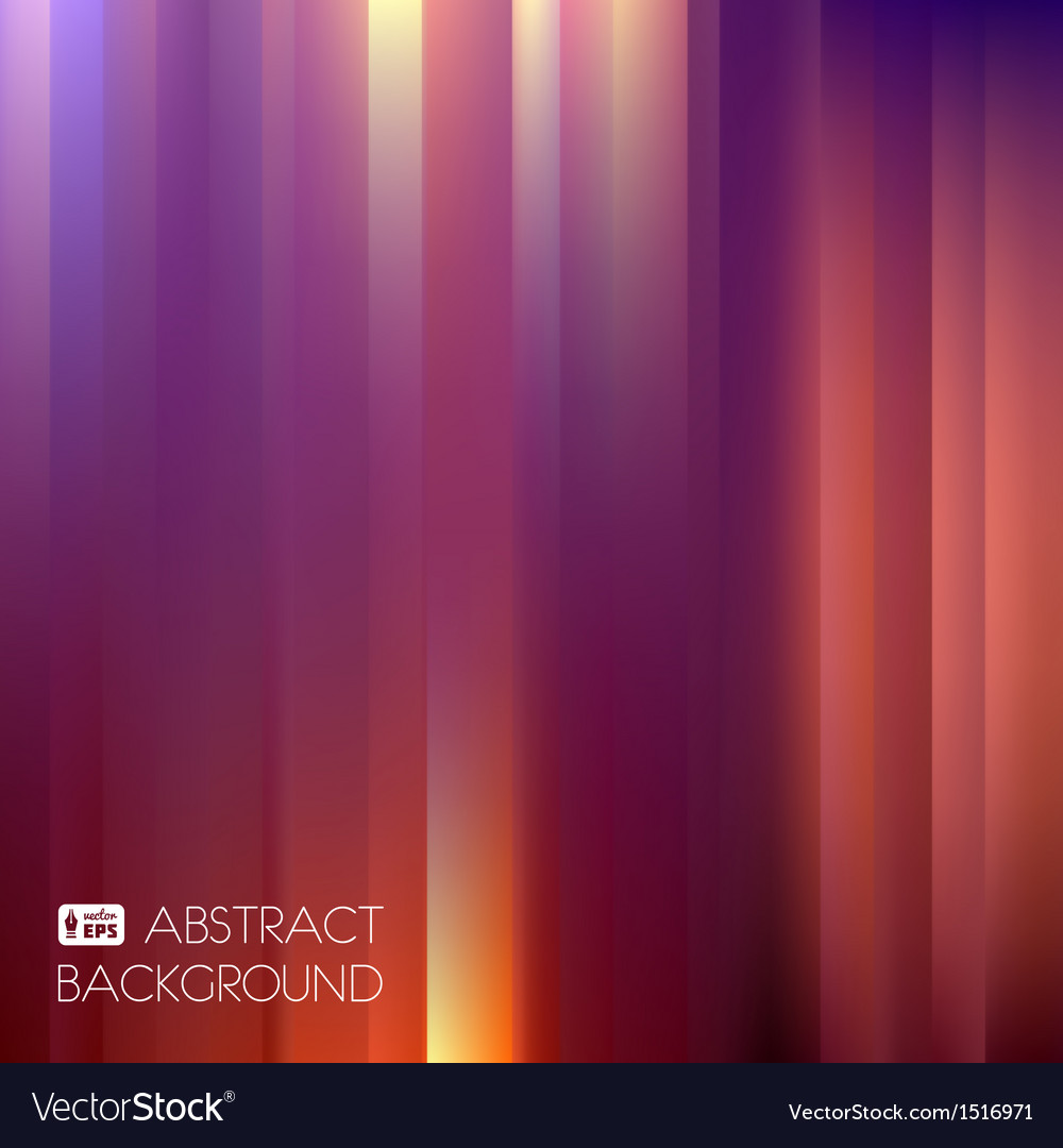 Colorful abstract stripes background vector | Price: 1 Credit (USD $1)