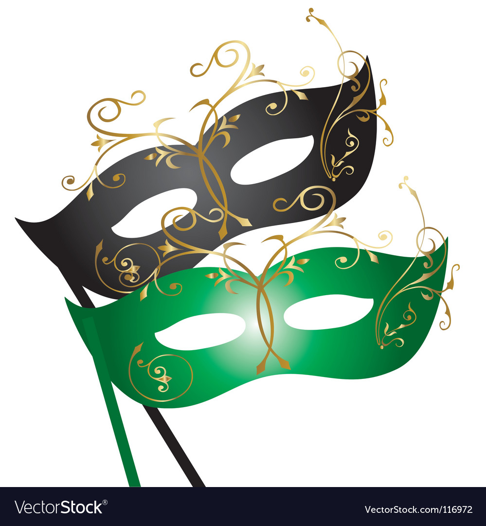 Masks vector | Price: 1 Credit (USD $1)