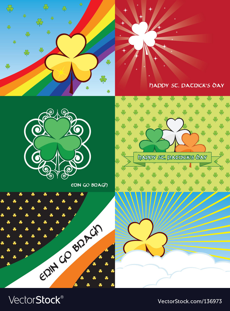 St patrick's vector | Price: 1 Credit (USD $1)