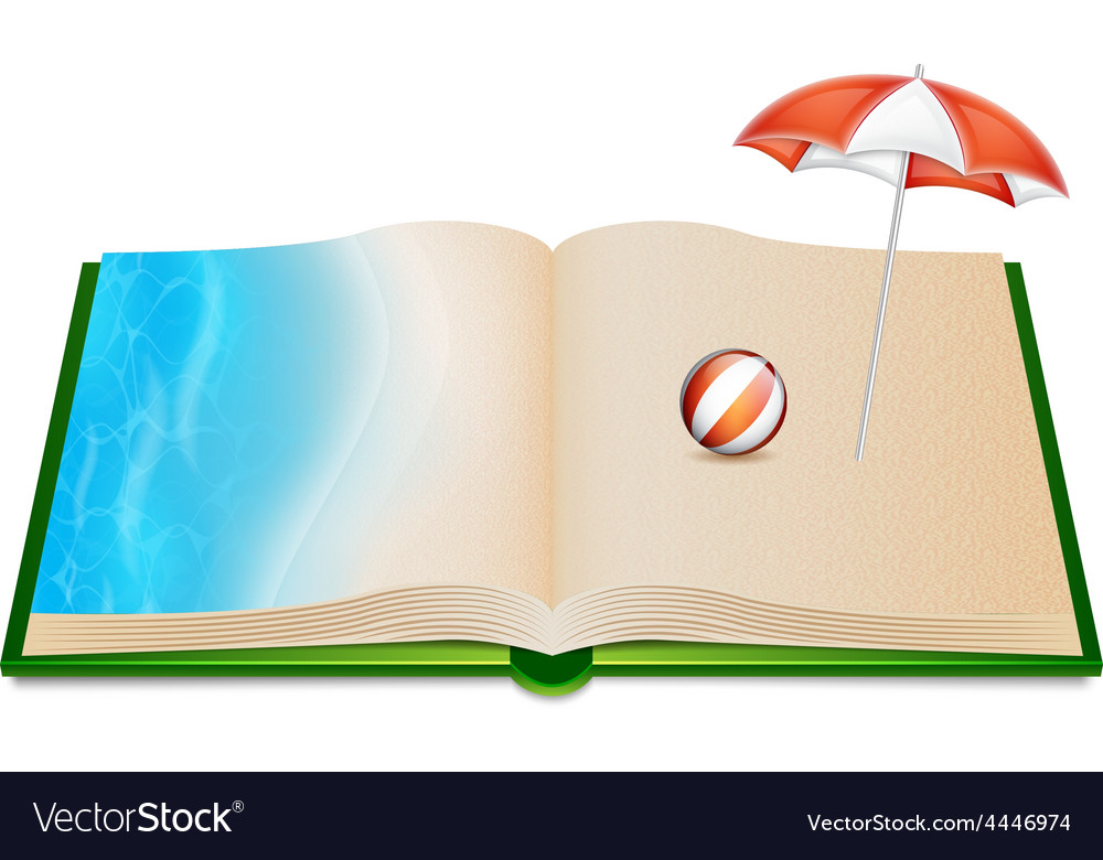 Open book vector   Price: 3 Credit (USD $3)