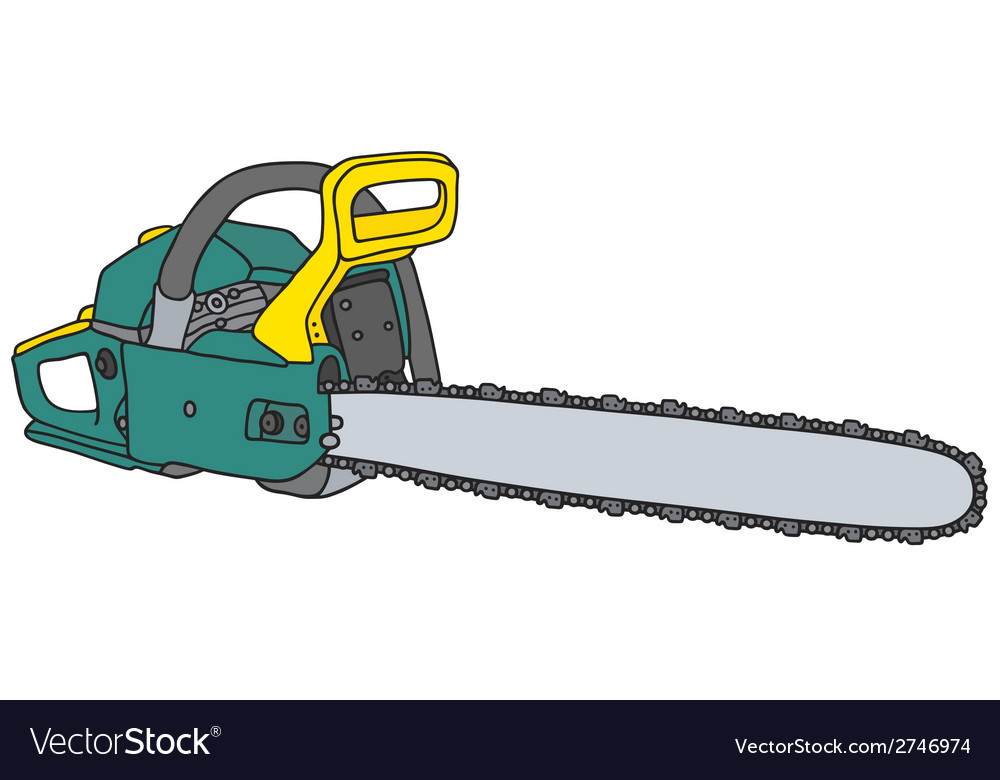Power saw vector | Price: 1 Credit (USD $1)