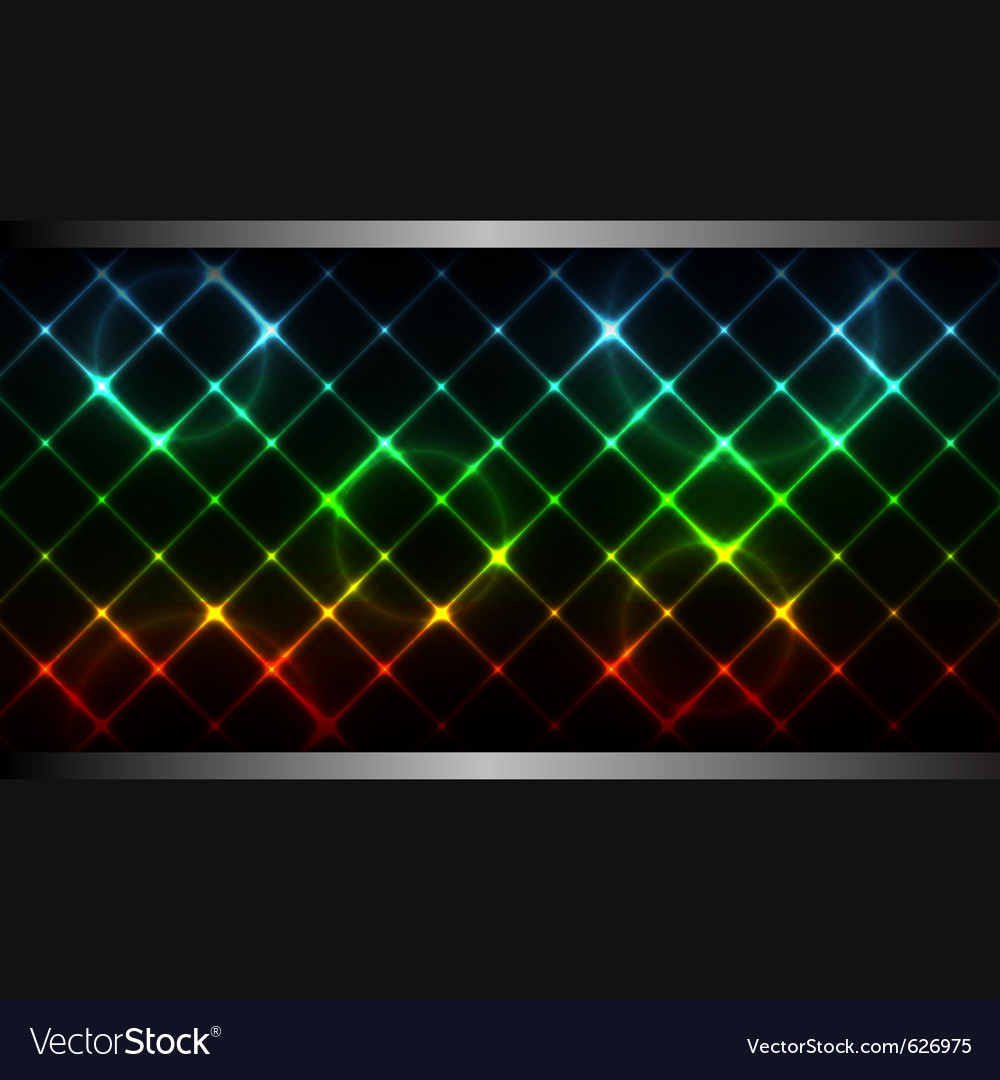 Abstract neon business background vector | Price: 1 Credit (USD $1)