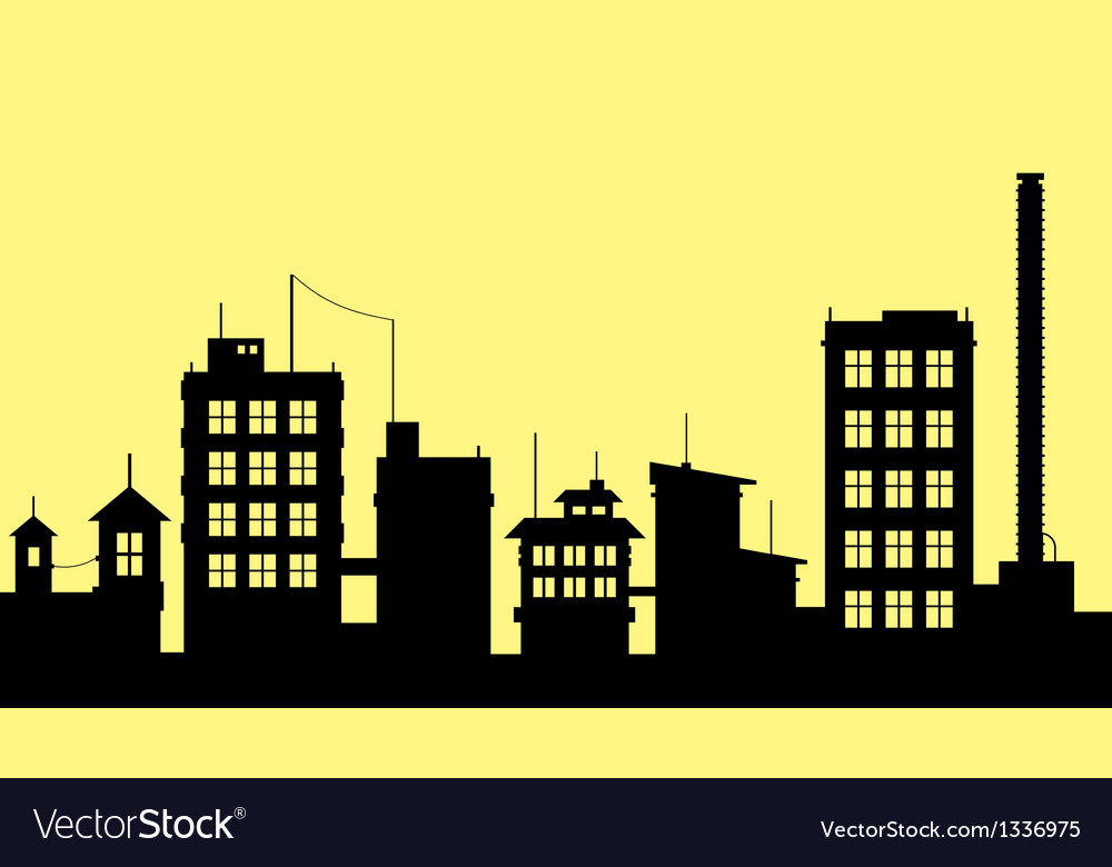 City 2 vector | Price: 1 Credit (USD $1)