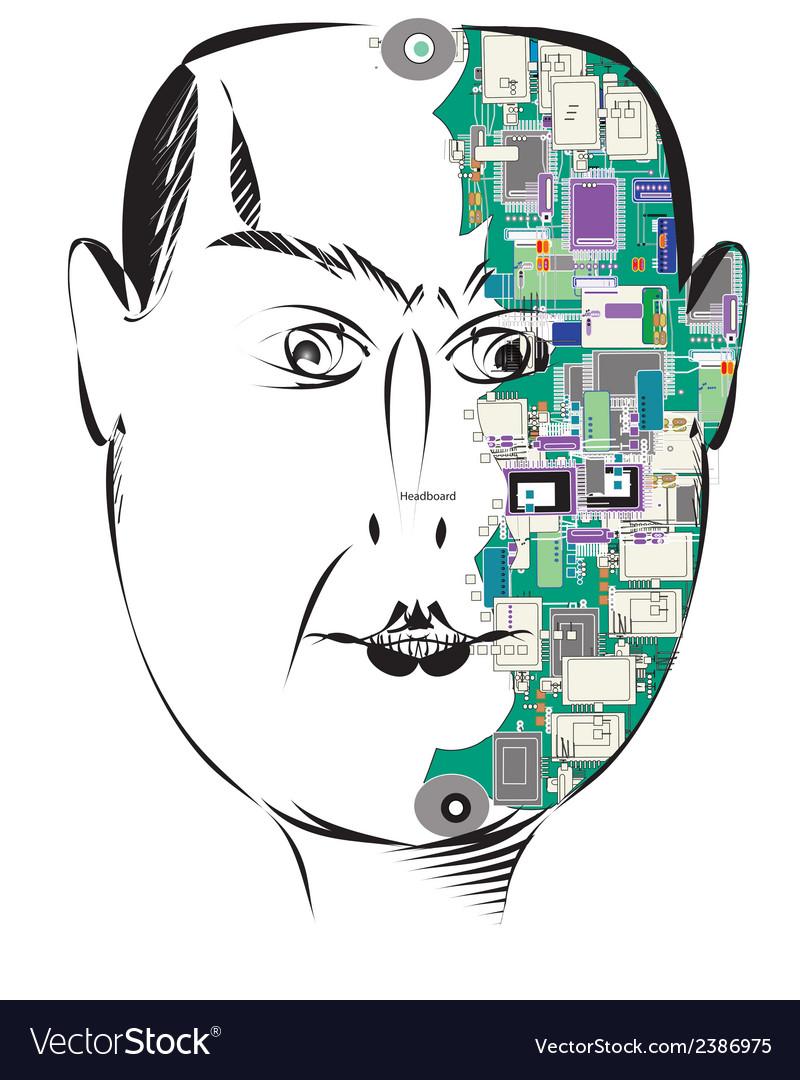 Mind vector | Price: 1 Credit (USD $1)