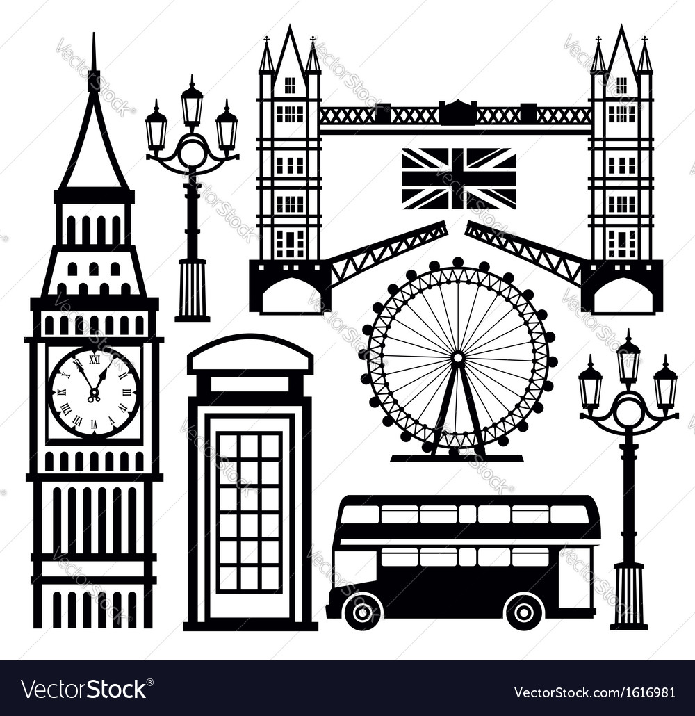 London icon vector | Price: 1 Credit (USD $1)