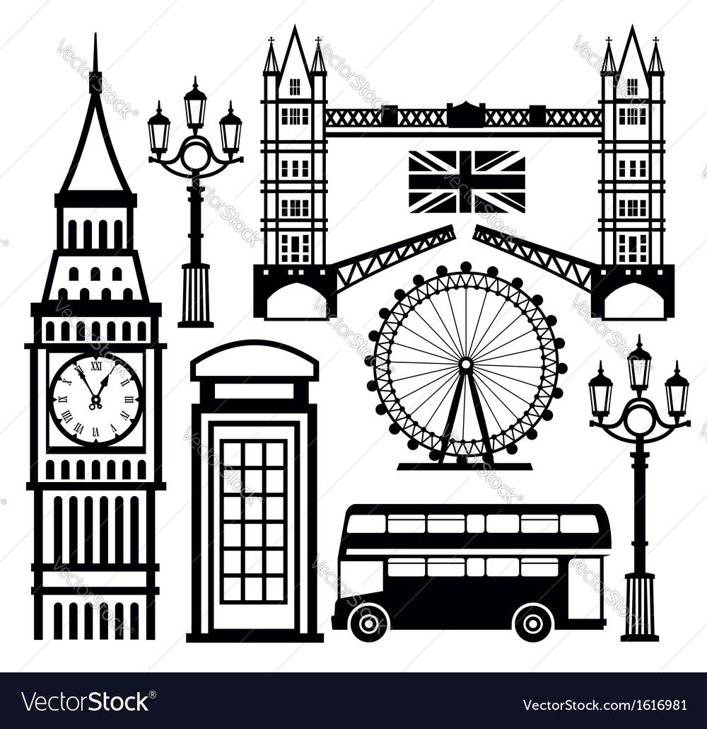 London icon vector | Price: 1 Credit (USD $1)